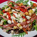 "The ""Al Dente"" salad"