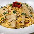 Spaghetti à l'ail et au piment (nouveau)