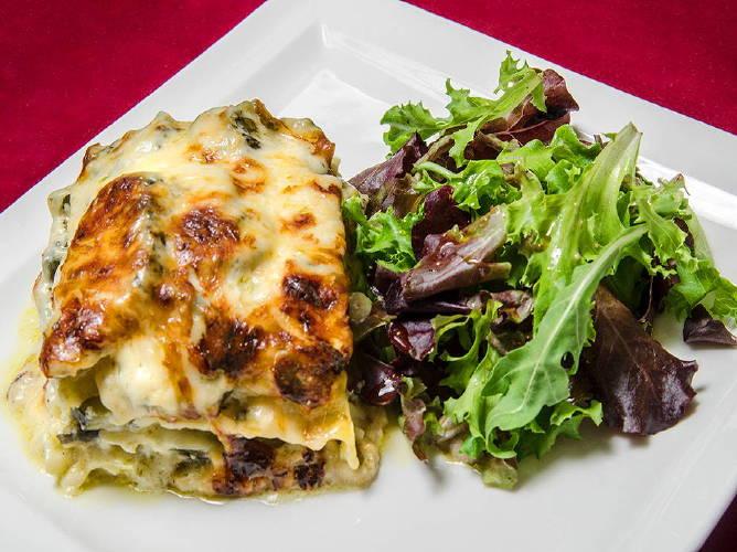 Lasagne brousse