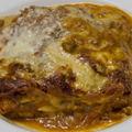 """Lasagne """"al forno"""" à la bolognaise"""