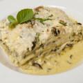 Lasagne  à la brousse, aux courgettes et à la menthe (nouveau)